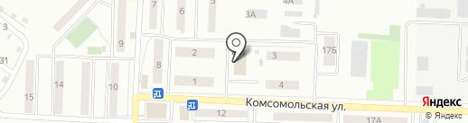 Современные материалы на карте Чехова