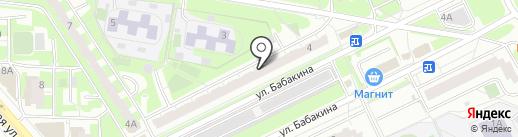 Служба доставки готовых блюд на карте Химок