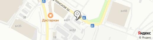 ЛесМаг на карте Химок