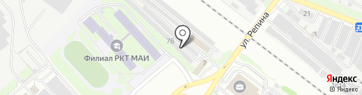 Био-Вита на карте Химок