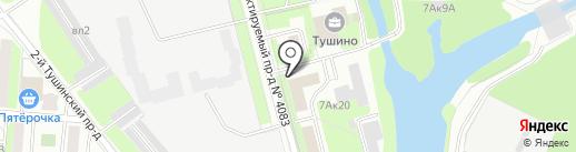 Werkel на карте Москвы