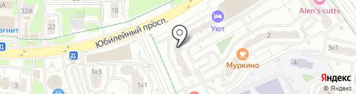 Адвокатский кабинет Кихаял К.В. на карте Химок