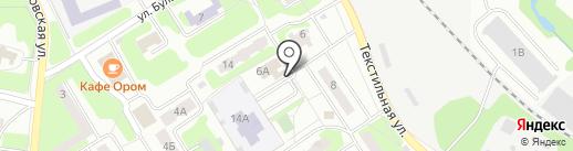ЗВК на карте Лобни