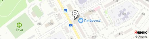 Платежный терминал, Московский кредитный банк, ПАО на карте Чехова