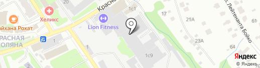 Shop.meucci.ru на карте Лобни