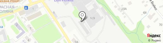 Строймастер  на карте Лобни
