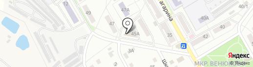 Дикси на карте Чехова