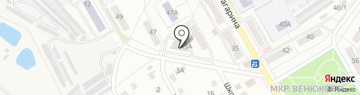 Лисёнок на карте Чехова