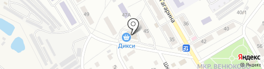 Rio pizza на карте Чехова