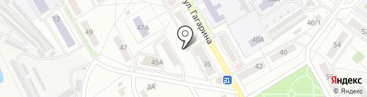 Лиза на карте Чехова