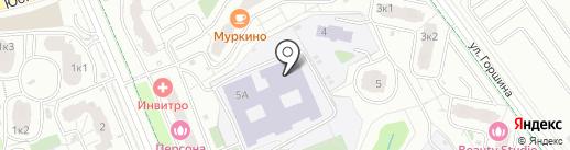 FootyKids на карте Химок