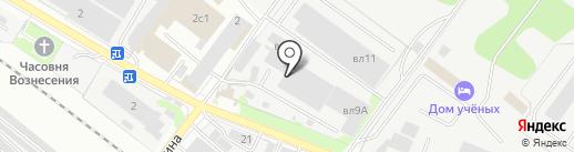 Агролайф на карте Химок