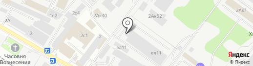 EUROCOOL на карте Химок