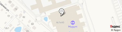 Каффа на карте Румянцево