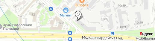 Ld Park на карте Москвы
