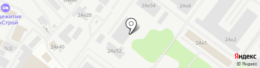 Навигатор Сервис на карте Химок