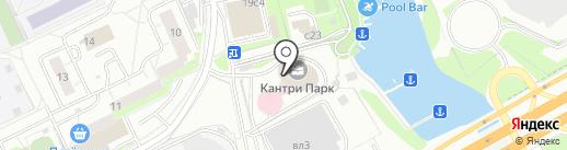 Mobile park на карте Химок