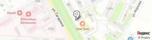 Магнит на карте Чехова