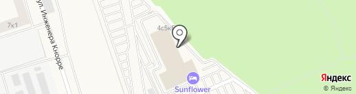 СКБ Контур на карте Румянцево