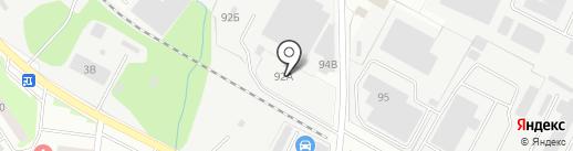Наутилус на карте Лобни
