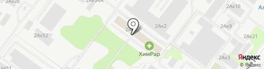 TeaRx на карте Химок
