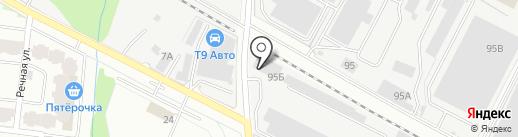 АристМет на карте Лобни