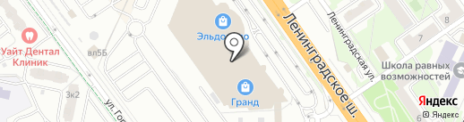 Галерея на карте Химок