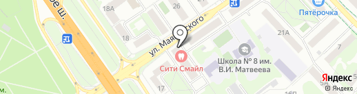 Магазин табачной продукции и напитков на карте Химок