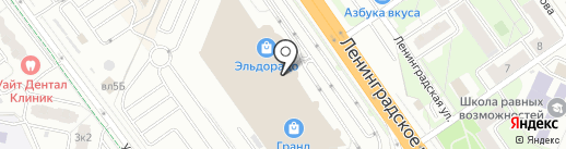 Gonzalux на карте Химок