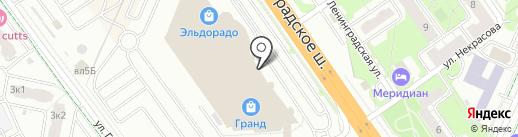 Акант-мебель на карте Химок
