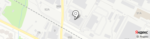 СварМетКонструкция на карте Лобни