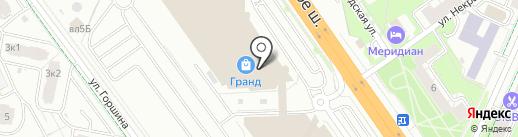 DЯТЬКОВО на карте Химок