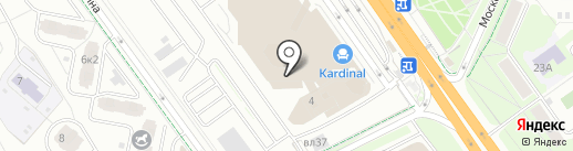 Grand-Style на карте Химок