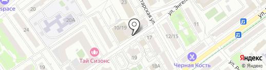 УНО Риэлти на карте Химок