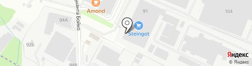 Steingot на карте Лобни