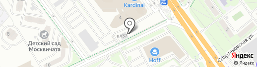Автотехцентр на карте Химок