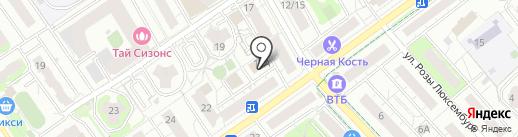 Анастасия на карте Химок