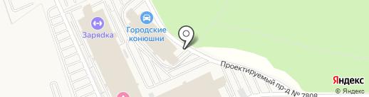 SafeSpace на карте Румянцево