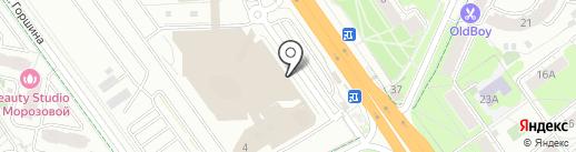 DeepHouse на карте Химок