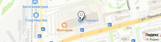 О`КЕЙ на карте Лобни