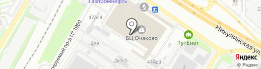 Utpcable.ru на карте Москвы