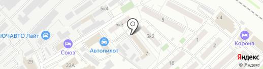 ДорМастер на карте Химок