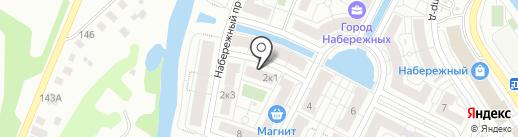 Малина на карте Химок