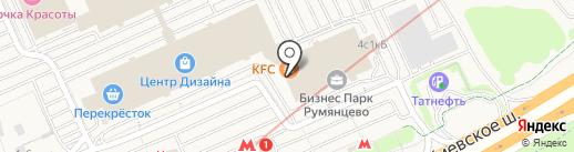 Банкомат, Альфа-банк на карте Румянцево