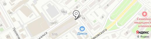 WESEM.RU на карте Химок