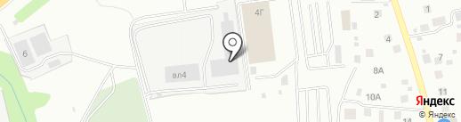 Ателье современного деревянного домостроения на карте Химок
