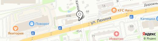 Ro`yal на карте Лобни
