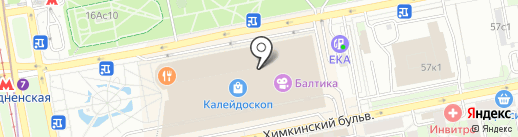 Iphone-Help на карте Москвы