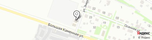 РЕСО-Гарантия, СПАО на карте Чехова
