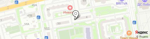 ВатерВенд на карте Лобни
